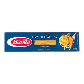 Macarrão Grano Duro Spaghettoni Barilla 500g