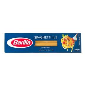 Macarrão Spaghetti Grano Duro Barilla 500g