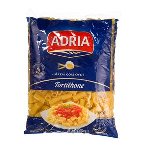 Macarrão Tortilhone com Ovos Adria 500g
