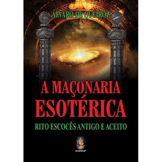 Maconaria Esoterica, a - Madras