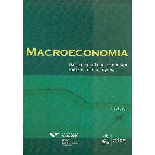 Macroeconomia - 04ed/16