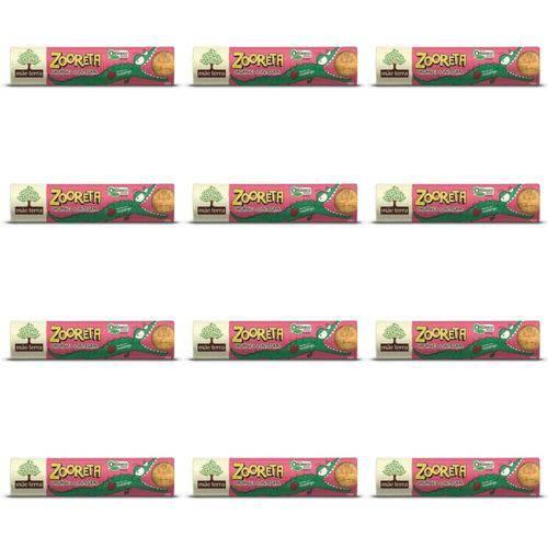 Mãe Terra Kids Biscoito Orgânico Morango 110g (kit C/12)