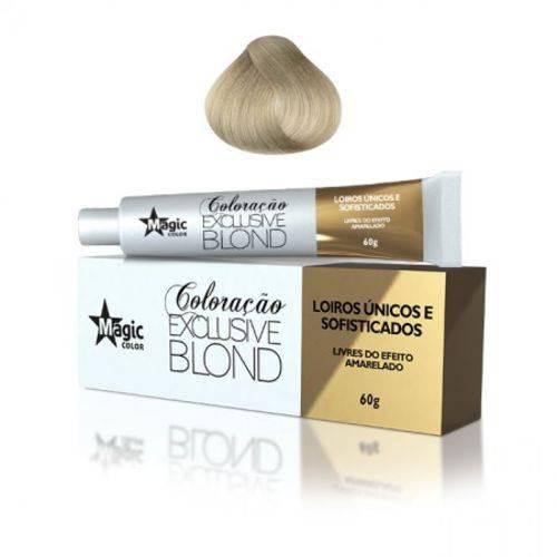 Magic Color - Coloração 9.89 - Loiro Muito Claro Pérola Exclusive Blond 60g