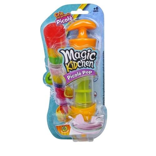 Magic Kidchen - Picolé Pop - Laranja e Amarelo - Dtc - DTC
