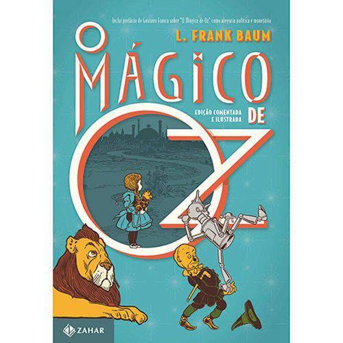 Magico de Oz, o - Zahar