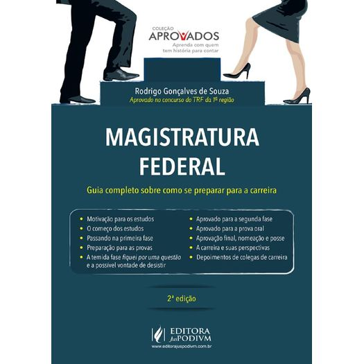 Magistratura Federal - Juspodivm