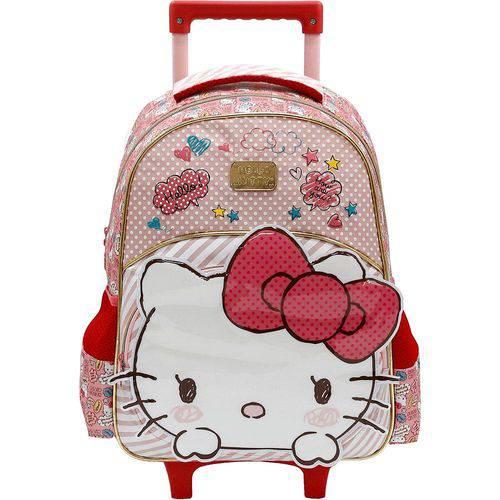 Mala com Rodas Xeryus Tam 16 Hello Kitty Top Lovely Kitty - 7900