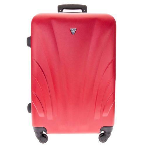 Mala de Viagem com Carrinho G Ys01009 Yins Vermelha