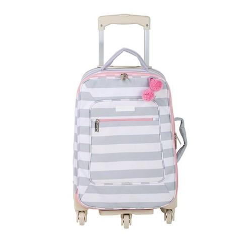 Mala Maternidade com Rodinha Candy Colors Pink Masterbag Baby