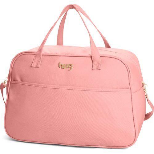 Mala para Bebês Hug Classic - Extra Grande - Rosa