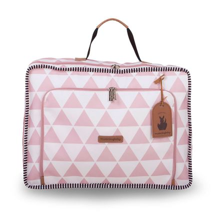 Mala Vintage Manhattan - Rosa - Masterbag