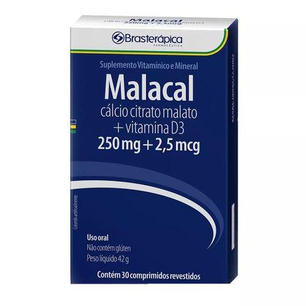 Malacal com 30 Comprimidos Revestidos