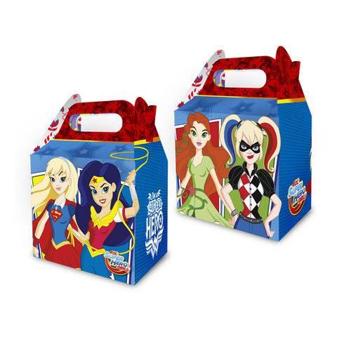 Maleta Surpresa Super Hero Girls C/8 - Regina