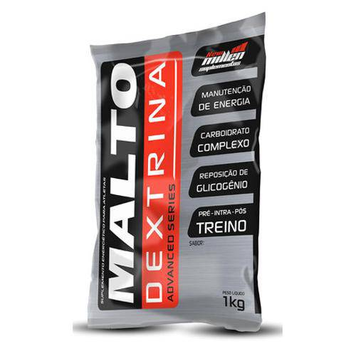 Malto Dextrina Uva New Millen 1kg