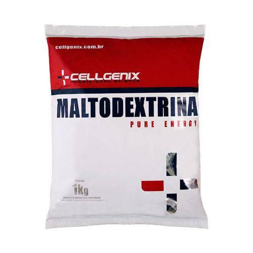 Maltodextrina Natural 1kg Cellgenix