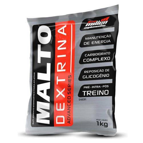 Maltodextrina para Mais Energia Sabor Abacaxi 1kg - New Millen