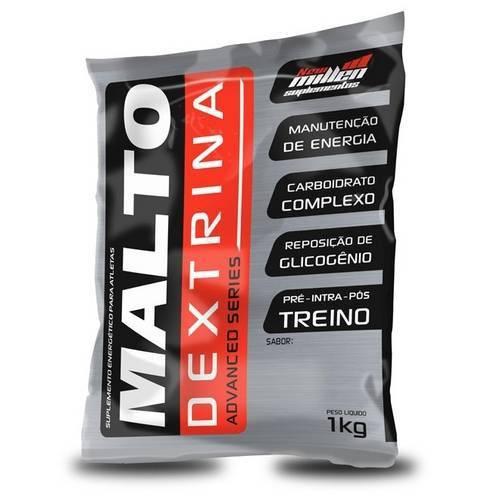 Maltodextrina para Mais Energia Sabor Limão 1kg - New Millen