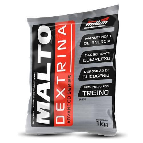 Maltodextrina para Mais Energia Sabor Tangerina 1kg - New Millen