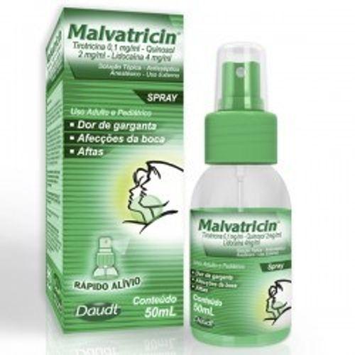 Malvatricin Spray 50ml