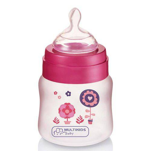 Mamadeira Boys And Girls Pp 125ml Bb104 Multikids