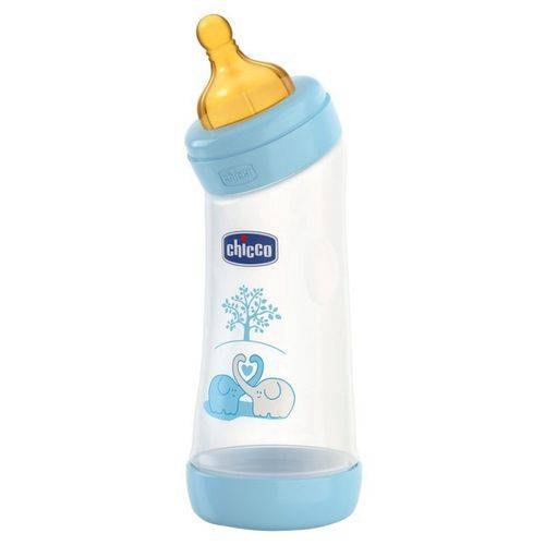 Mamadeira Chicco Well-being 20620 250 Ml Azul