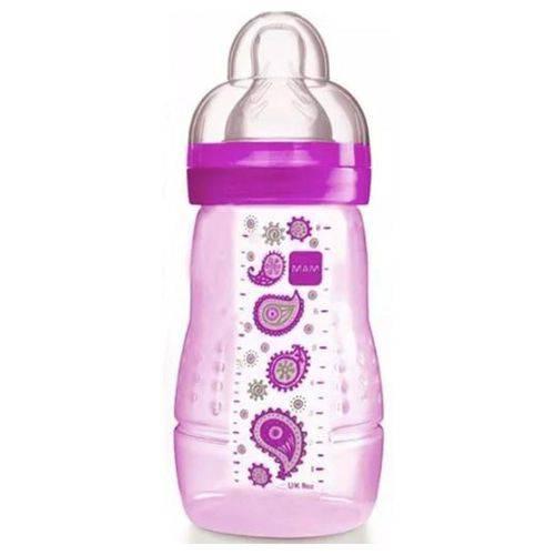 Mamadeira Easy Active Fashion Bottle Girls 270ml Mam 4838
