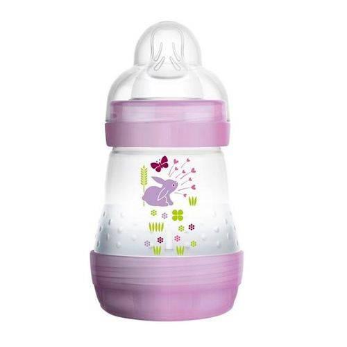 Mamadeira Easy Start First Bottle 160 Ml 0+ Rosa 4662 - MAM