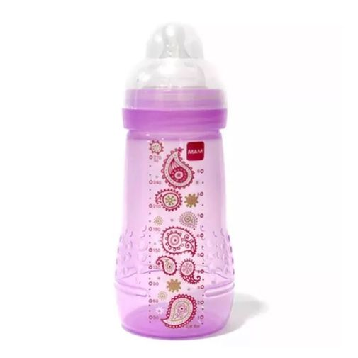 Mamadeira Fashion Bottle Girls - 270ml - MAM