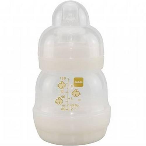 Mamadeira First Bottle 130ml - Mam Ocp0006 Ce-Pur/Iqb0153 Segurança