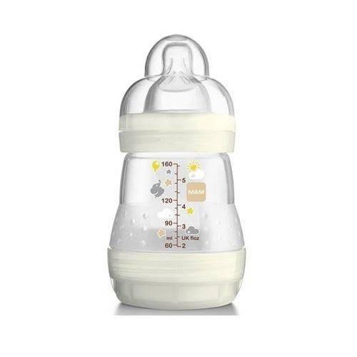 Mamadeira First Bottle Elefante 160ml Mam Baby