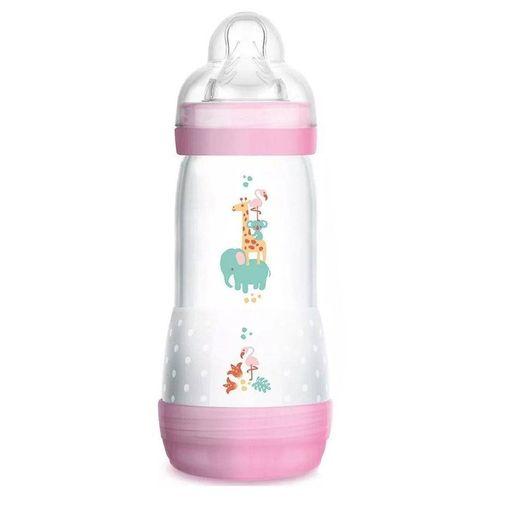Mamadeira First Bottle Girls - 320ml - MAM