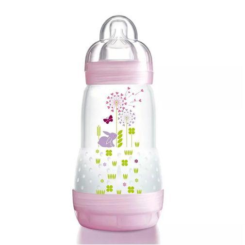 Mamadeira First Bottle Girls - 260ml - MAM