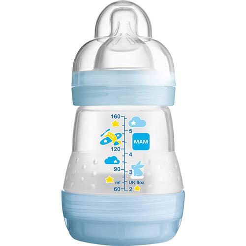Mamadeira First Bottle MAM 160 Ml - Boys