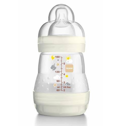 Mamadeira First Bottle Netra 160ml - Mam