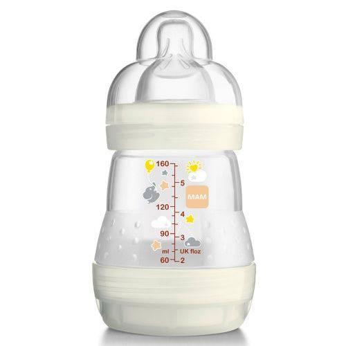 Mamadeira First Bottle Neutral (160 Ml)
