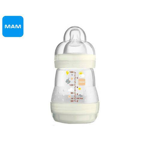 Mamadeira MAM 4652 160 Ml First Bottle Neutral