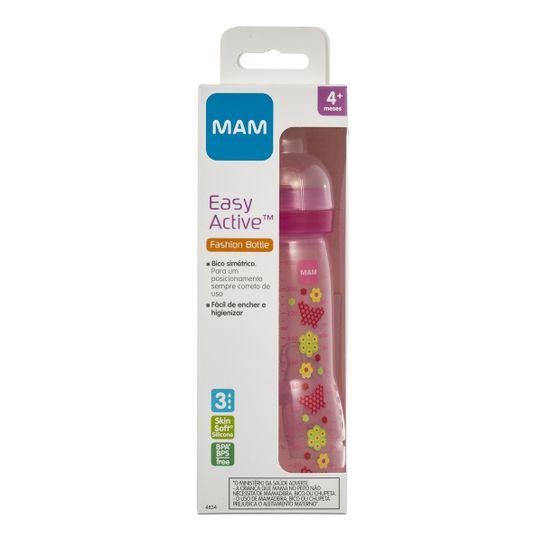 Mamadeira Mam Easy Active Rosa 330ml
