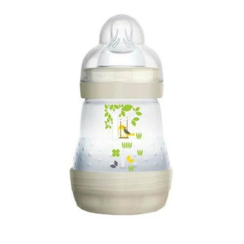 Mamadeira Mam First Bottle Anticólica 160ml Neutra Bege 4652