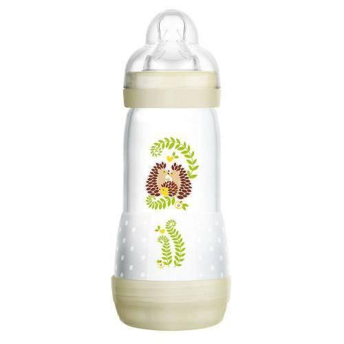 Mamadeira Mam First Bottle Easy Start 320ml Bege