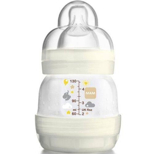 Mamadeiras Mam Easy Start Bottle 130ml Neutra 4651