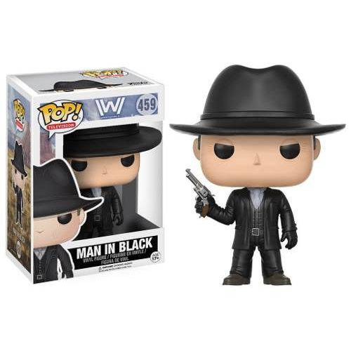 Man In Black - Hbo Westworld - Pop! Funko
