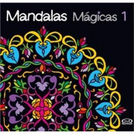 Mandalas Magicas 1 - Vergara e Riba