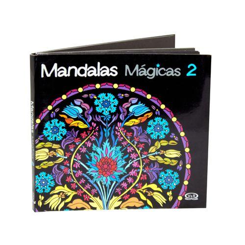 Mandalas Mágicas 2 - Brochura - Nina Corbi