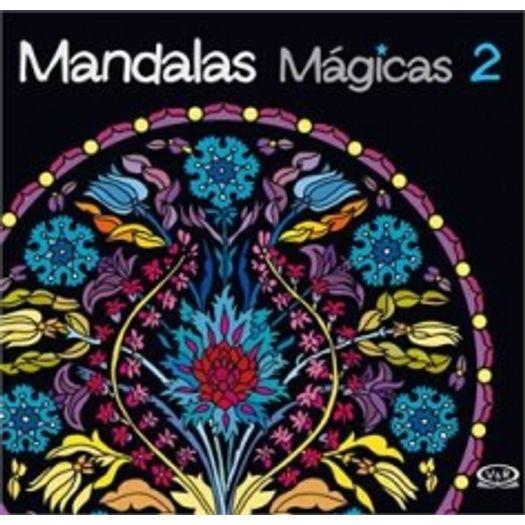 Mandalas Magicas 2 - Vergara e Riba