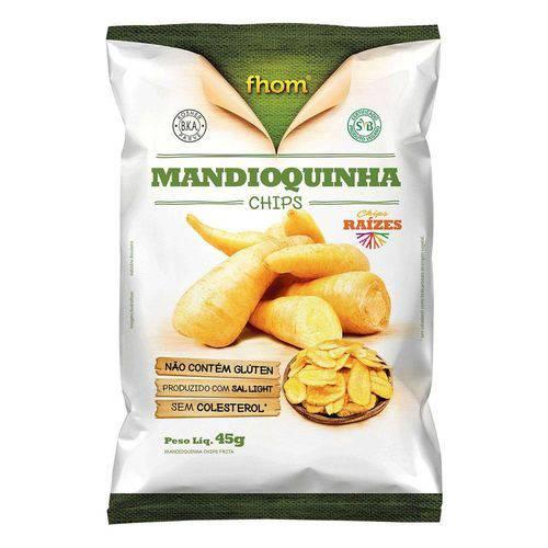 Mandioquinha Chips 45g