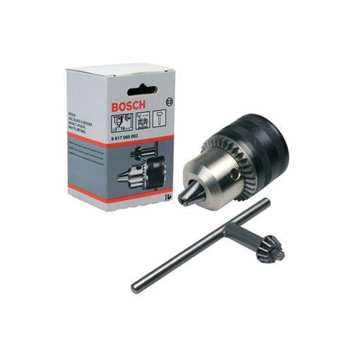 Mandril 1/2''x20unf 1,5-13mm com Chave 9617085001 Bosch