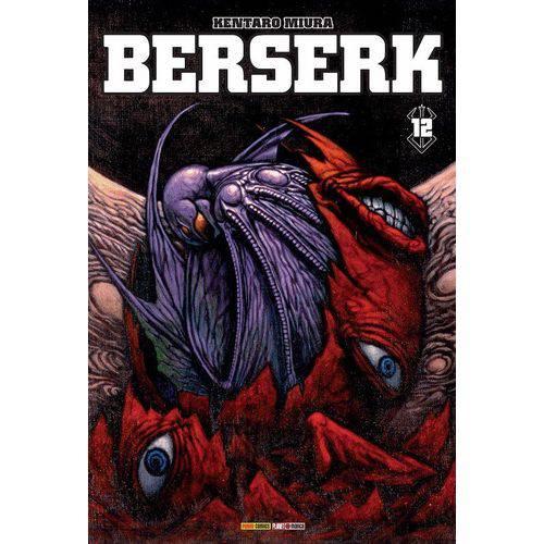 Mangá Berserk - Volume 12