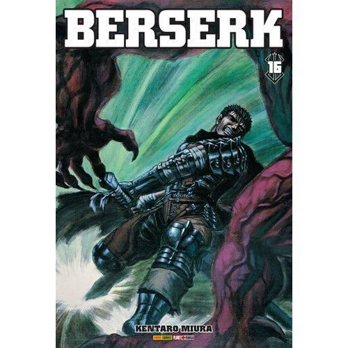 Mangá Berserk - Volume 16