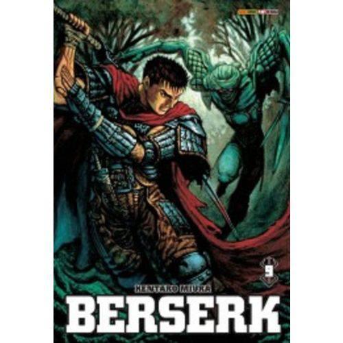 Mangá Berserk - Volume 9