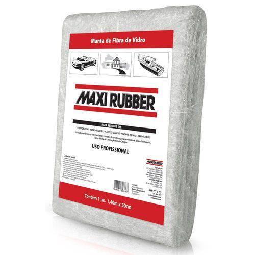 Manta de Fibra 1,40x0,50m Maxi Rubber